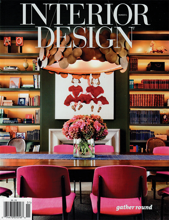 INTERIOR DESIGN  No. 1, January 2011 Pages: 214-221