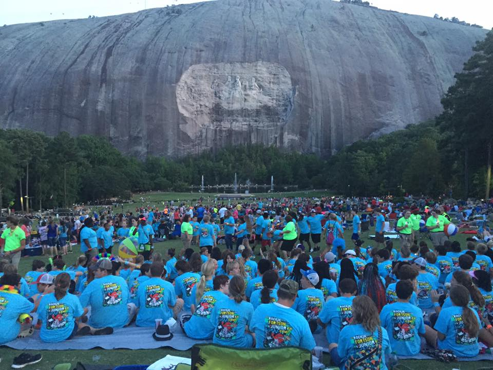4-H Camp t-shirts