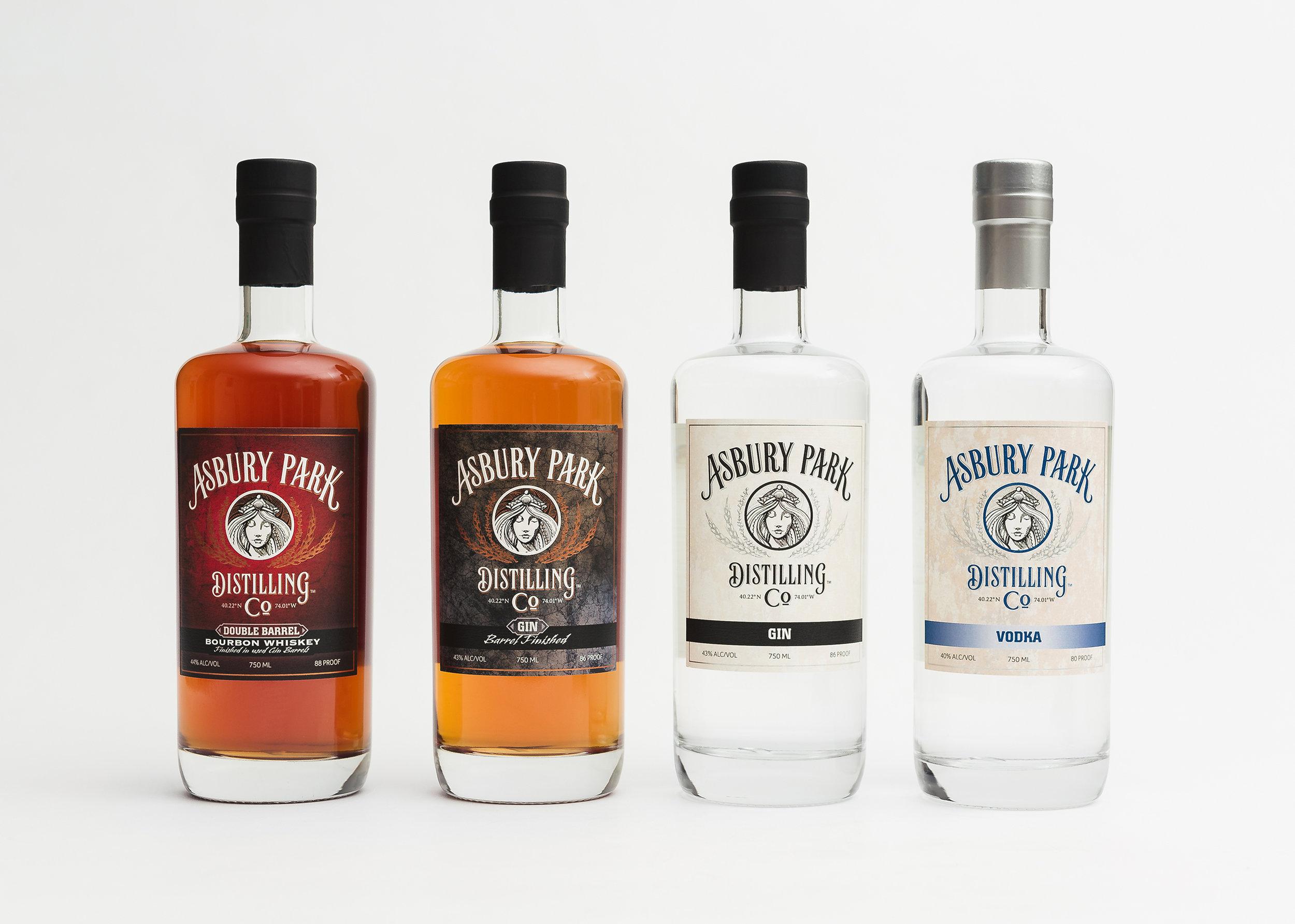 Asbury Park Distilling Website