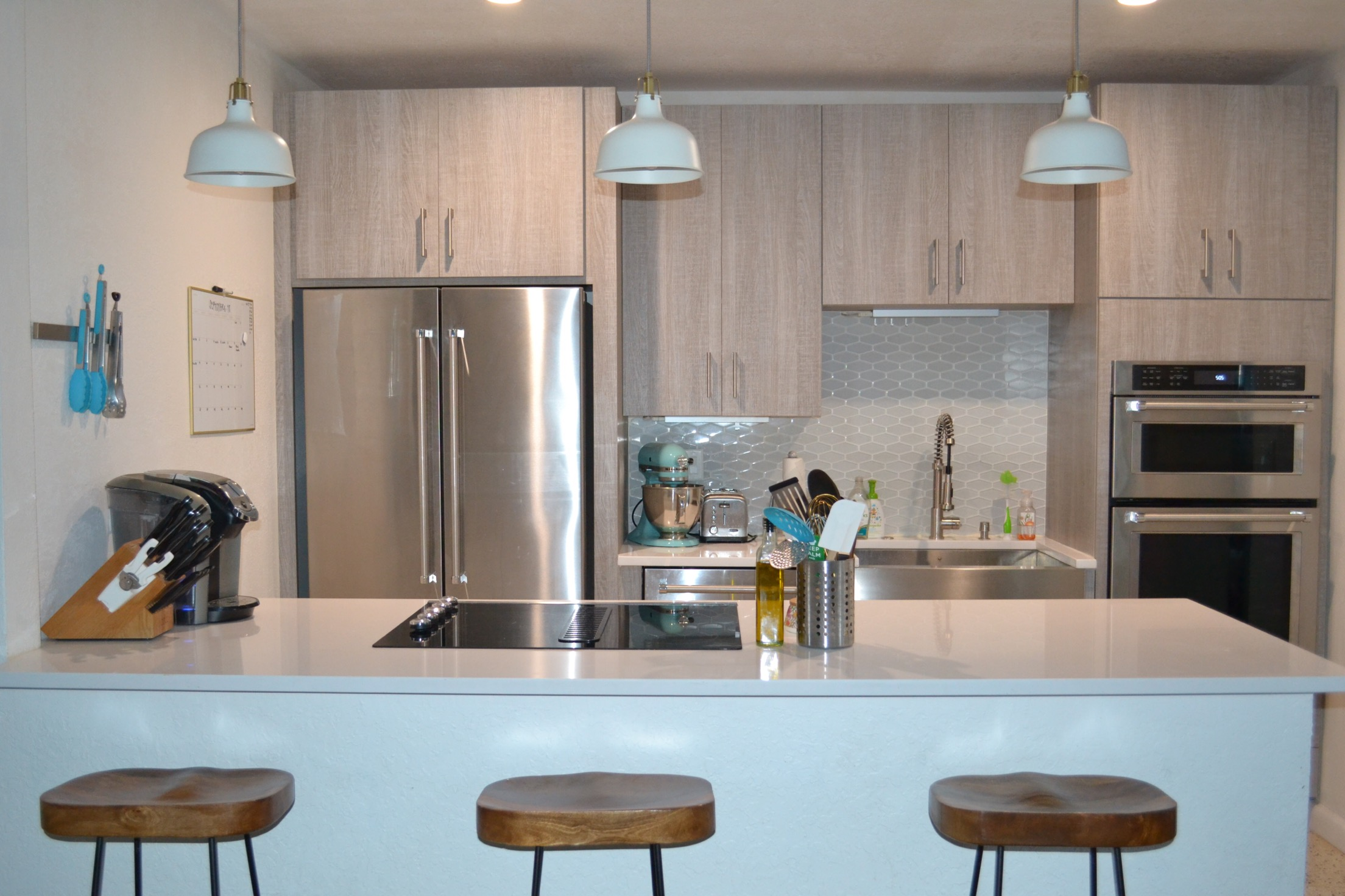 Fun & Funky Open Kitchen -