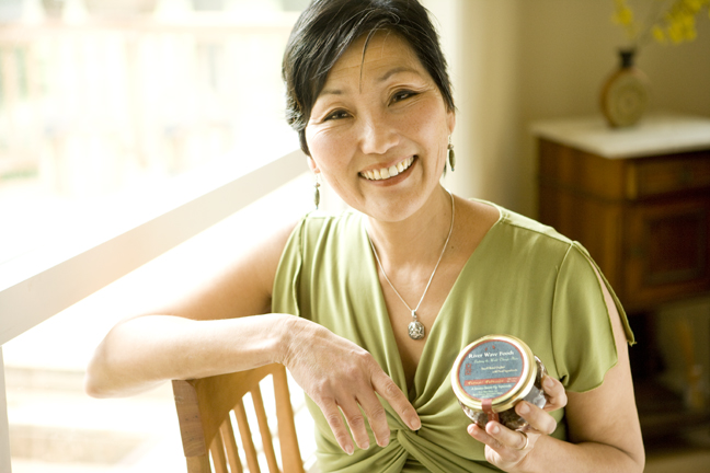 Rebecca Kawanami, Owner and Chef