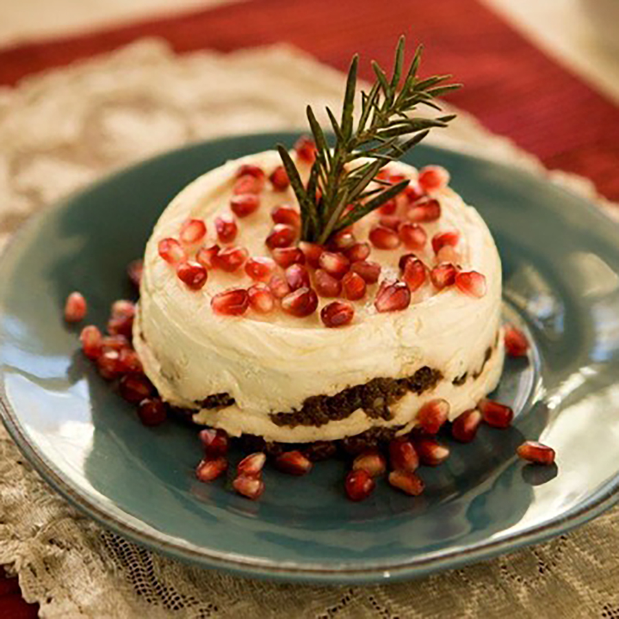 An Elegant and Festive Appetizer