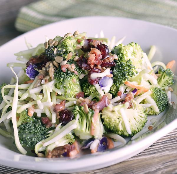 A Thai Twist To A Classic Salad