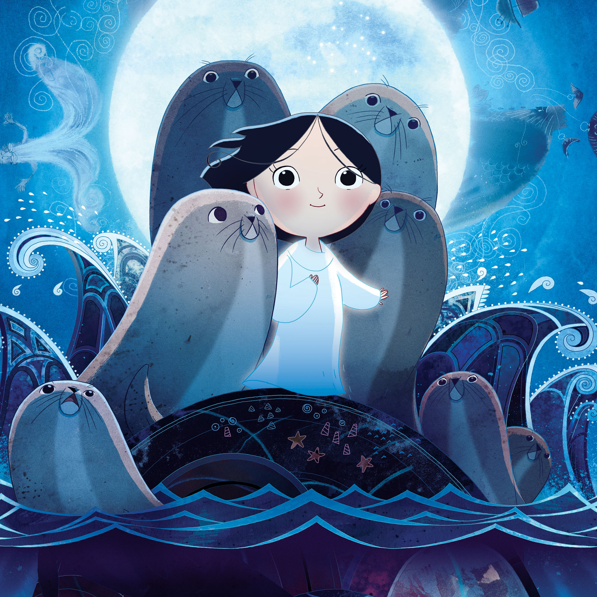 Songs and Secrets: The Art of Song of the Sea and The Secret of Kells - Feb 21 – Sep 12, 2015