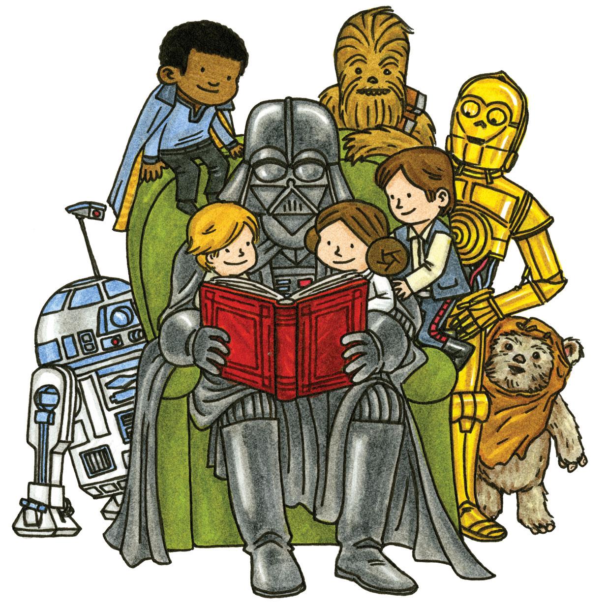 Darth Vader and Friends - May 1 – Sep 12, 2015