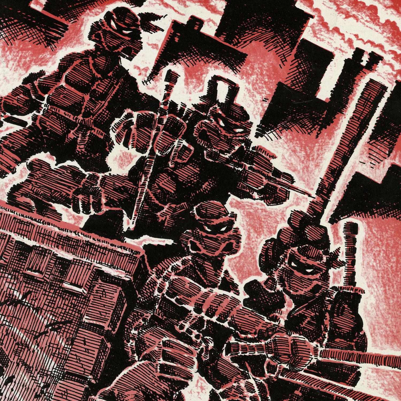 Teenage Mutant Ninja Turtles - May 3 – Sep 14, 2014