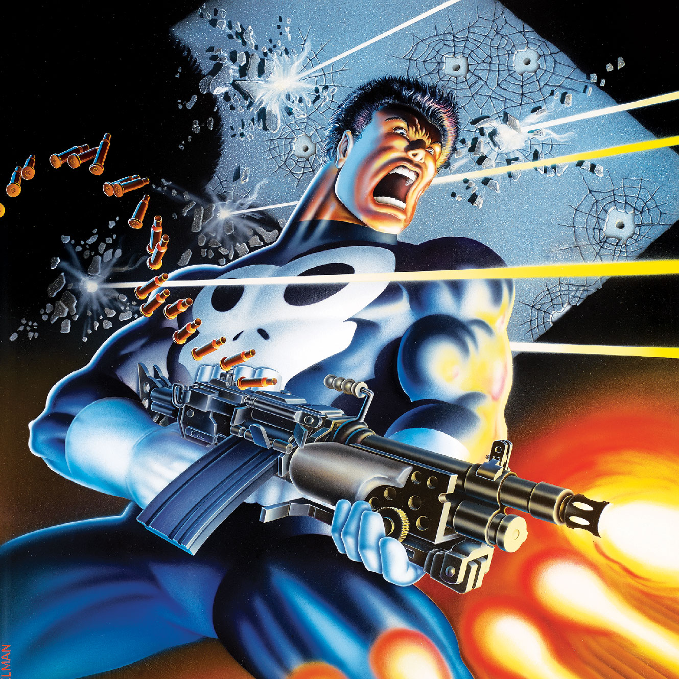 Raw Fury: The Art of Mike Zeck - Apr 5 – Aug 10, 2014