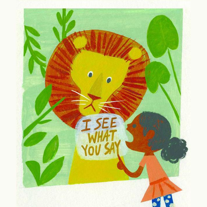 I See What You Say: Visual Stories and Narrative Art - Mar 16 – Jul 7, 2013
