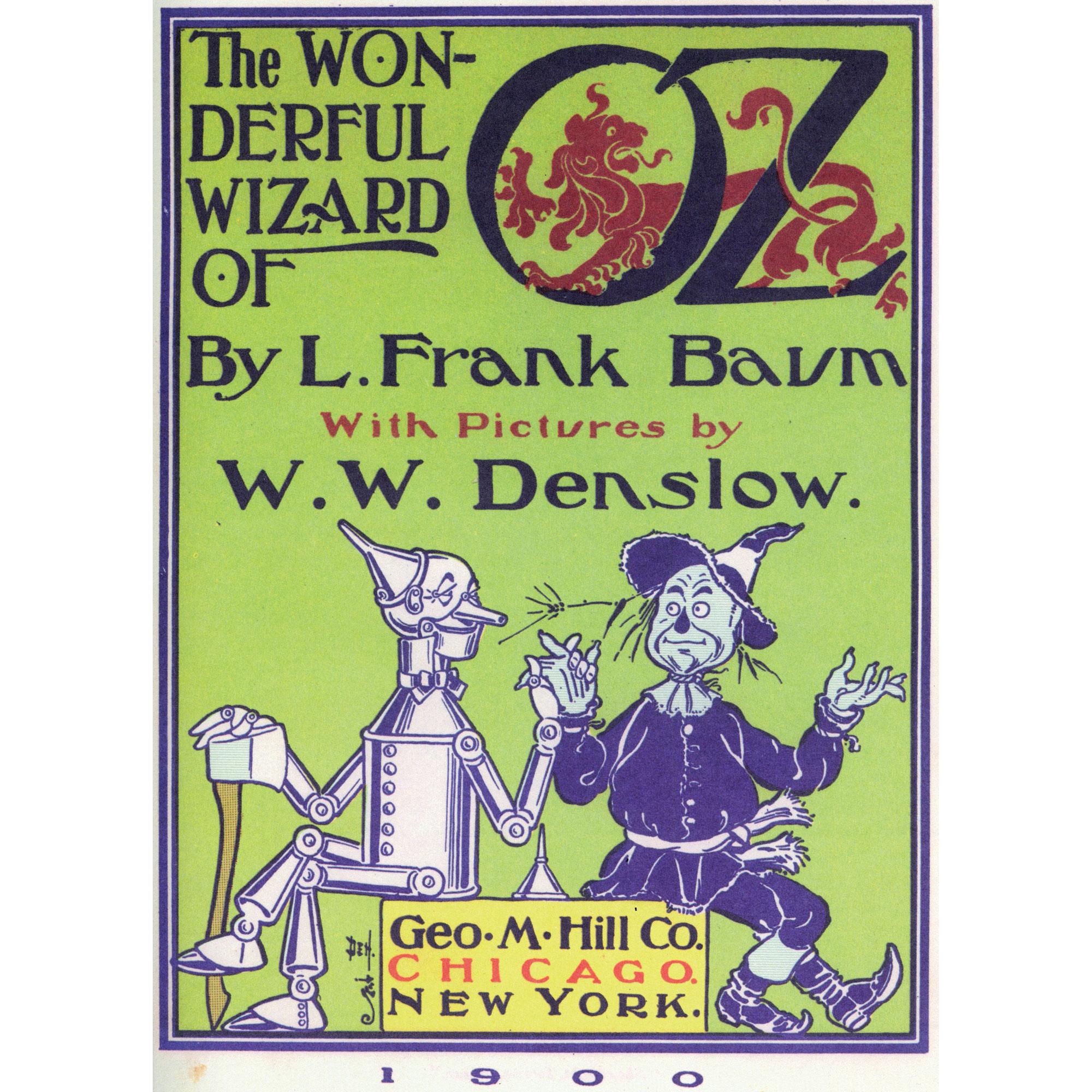 The Wonderful Wizard of Oz - Nov 12, 2011 – Apr 15, 2012