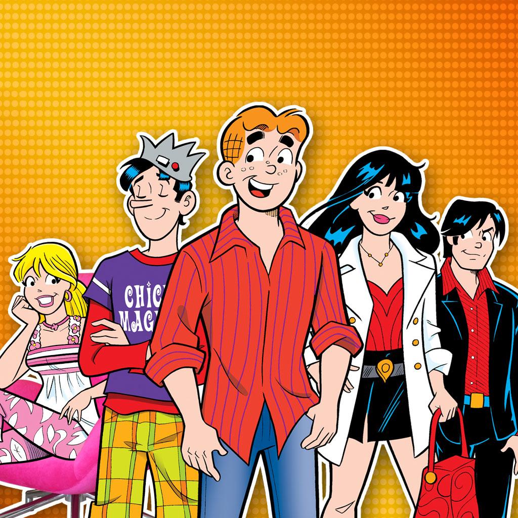 70 Years of Archie Comics - Jul 16 – Dec 11, 2011
