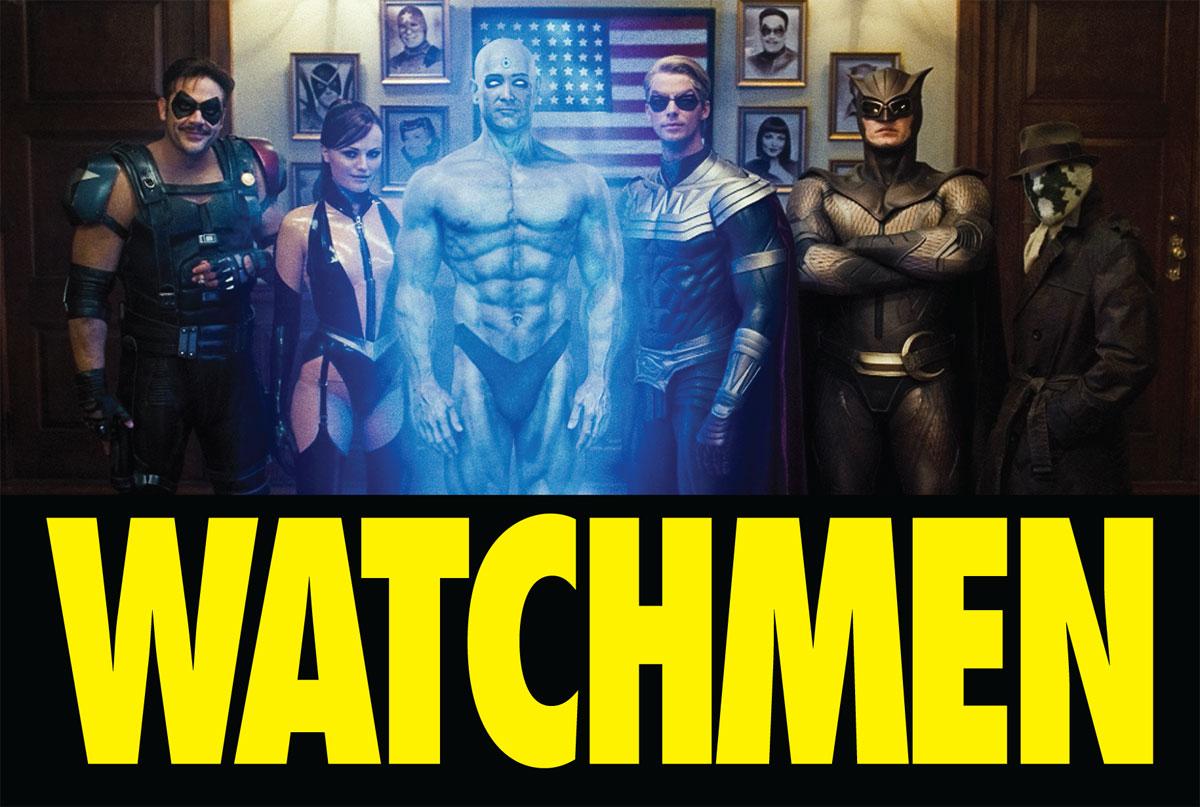 Watchmen - Feb 21 – Aug 2, 2009