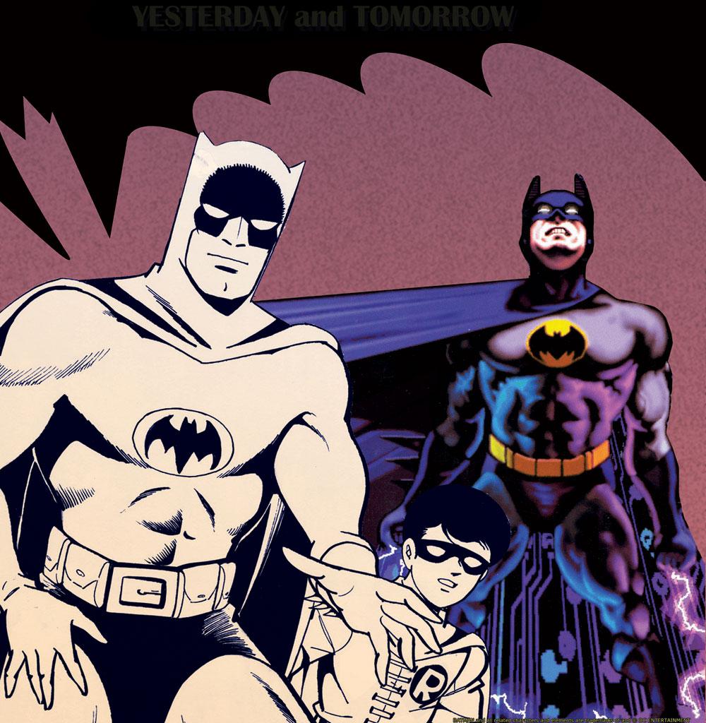 Batman: Yesterday and Tomorrow - Jan 30 – Jun 20, 2010