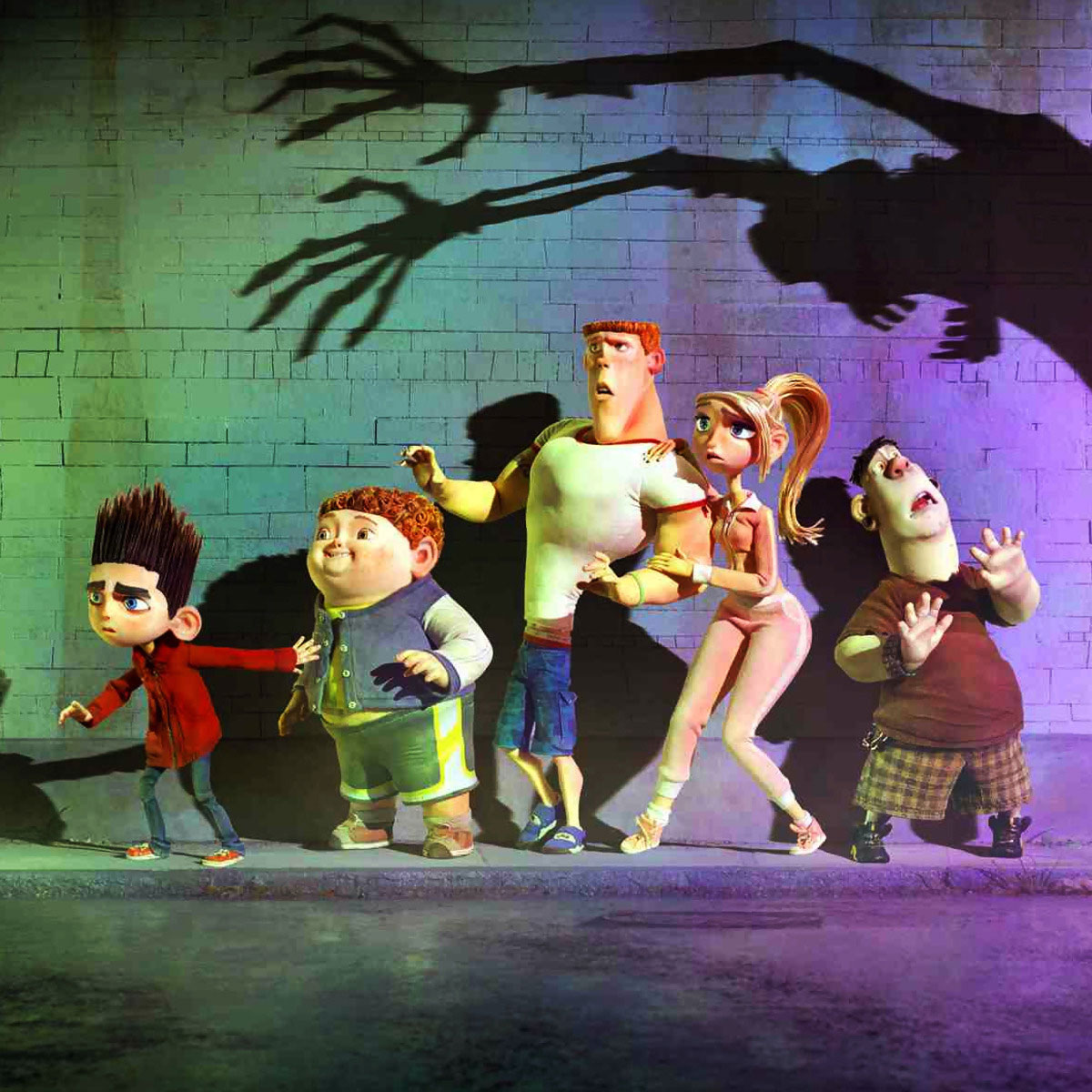 The Art of ParaNorman - Oct 6, 2012 – Feb 17, 2013