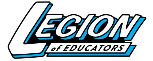 Legion of Educators logo