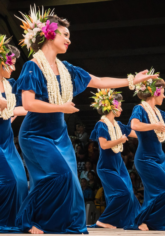 Halau Manaola Merrie Monarch ©2017 Ranae Keane-Bamsey Photograp