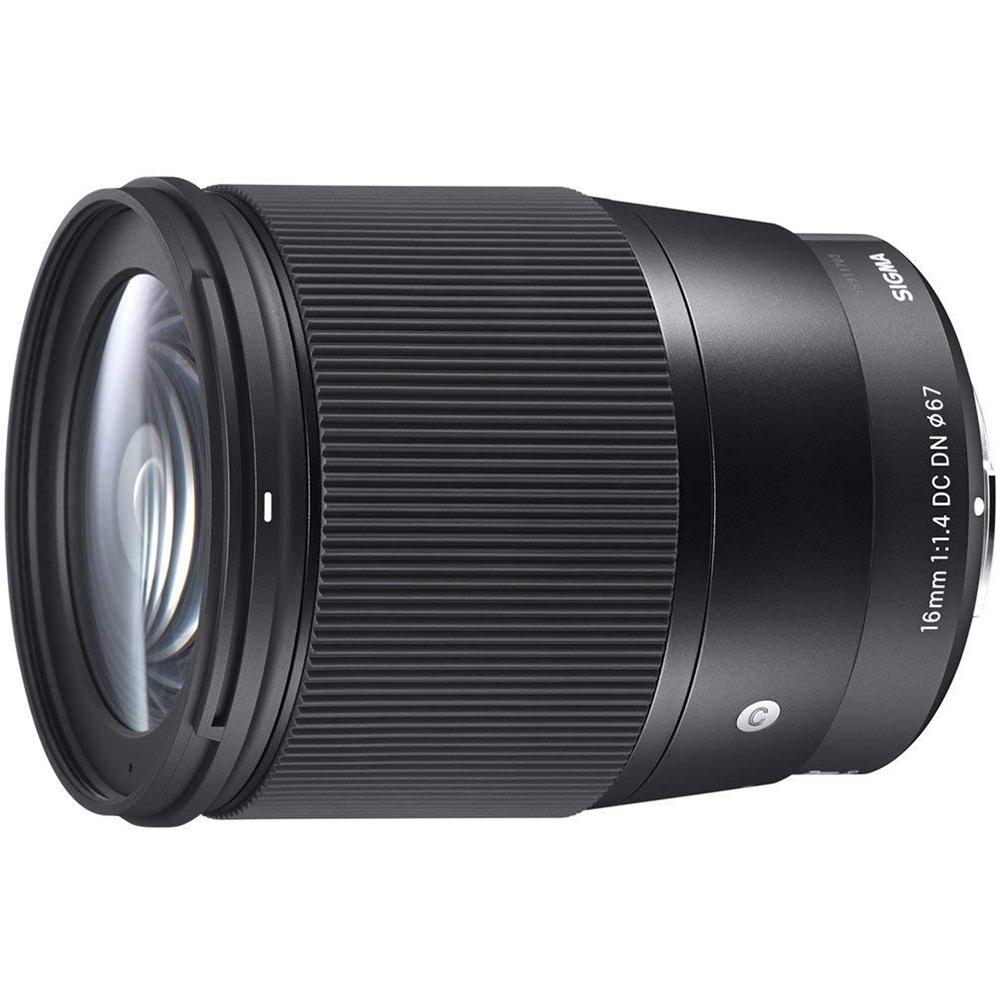 BMAC Sigma 16mm f1.4 DC DN Lens