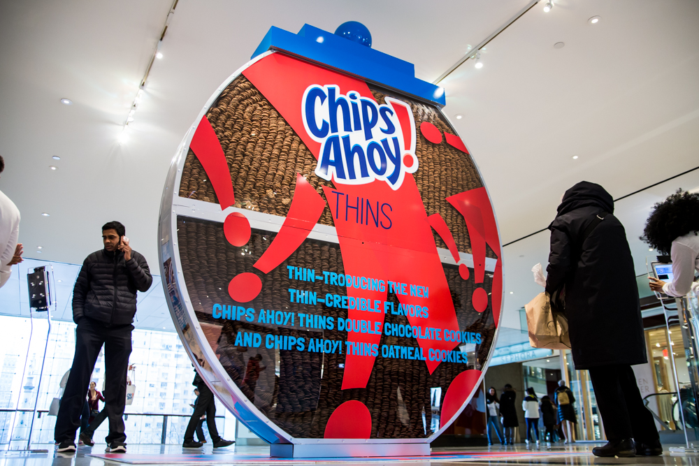 CHIPS AHOY! THINS