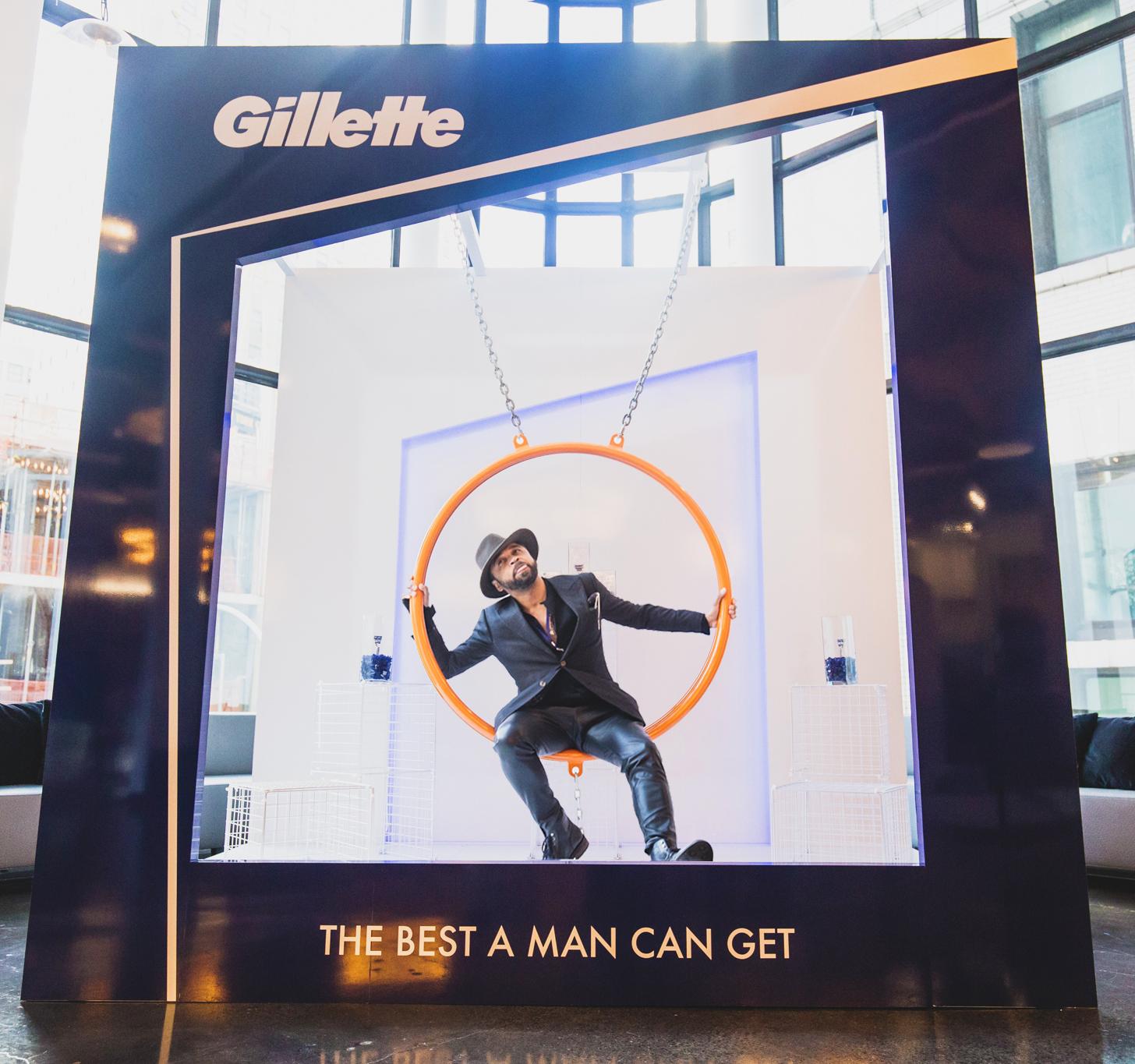 GILLETTE GLOBAL SUMMIT 2018