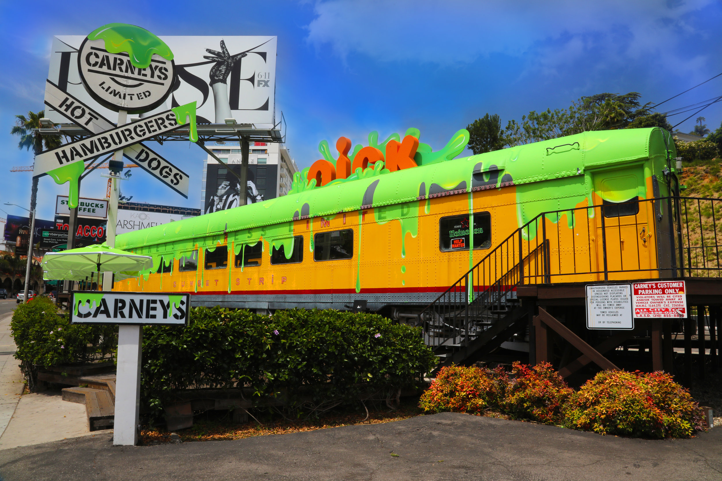 NICKELODEON: CARNEYS TAKEOVER