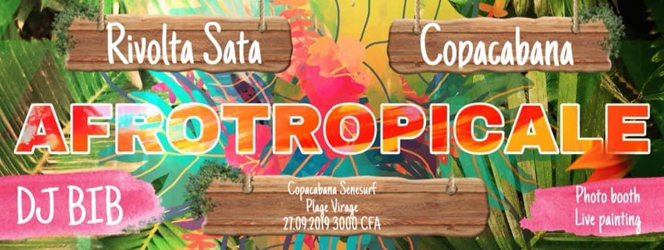 afrotropicale dakar copacabana senegal