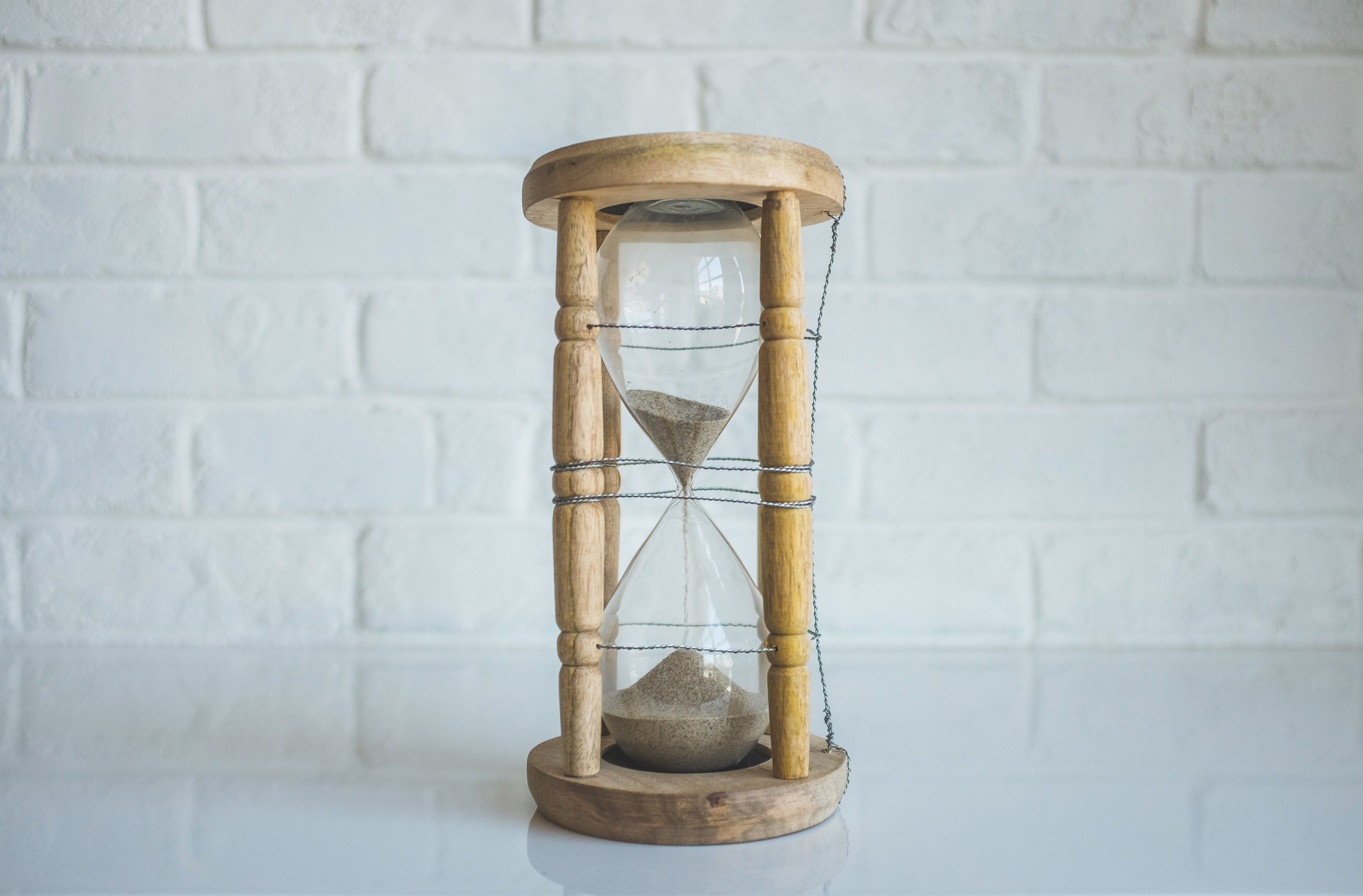 Time is what we want most, but what we use worst. - William Penn