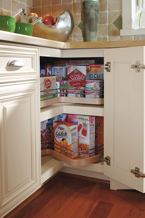 SUPER LAZY SUSAN CABINET