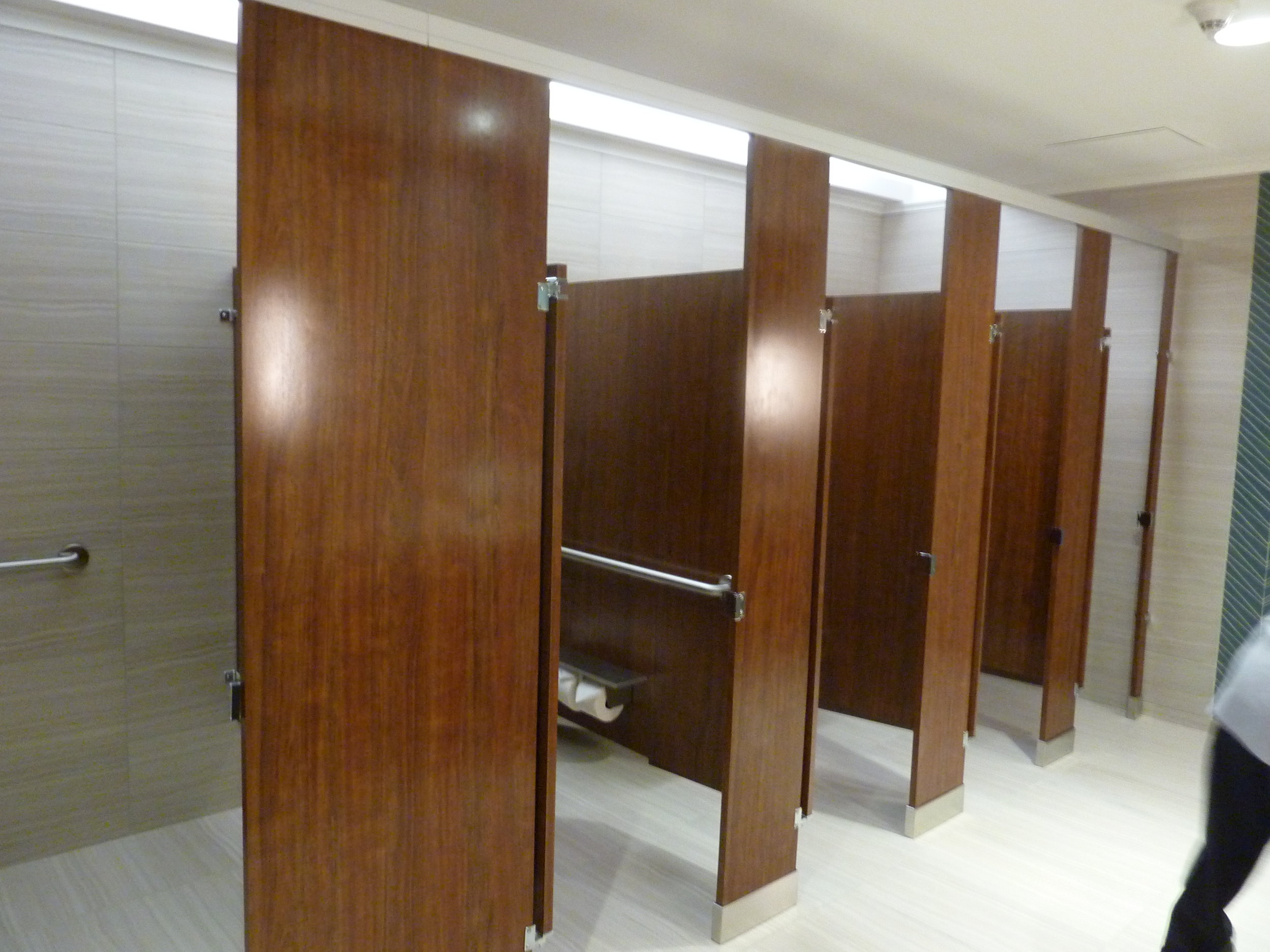 Commercial Restroom