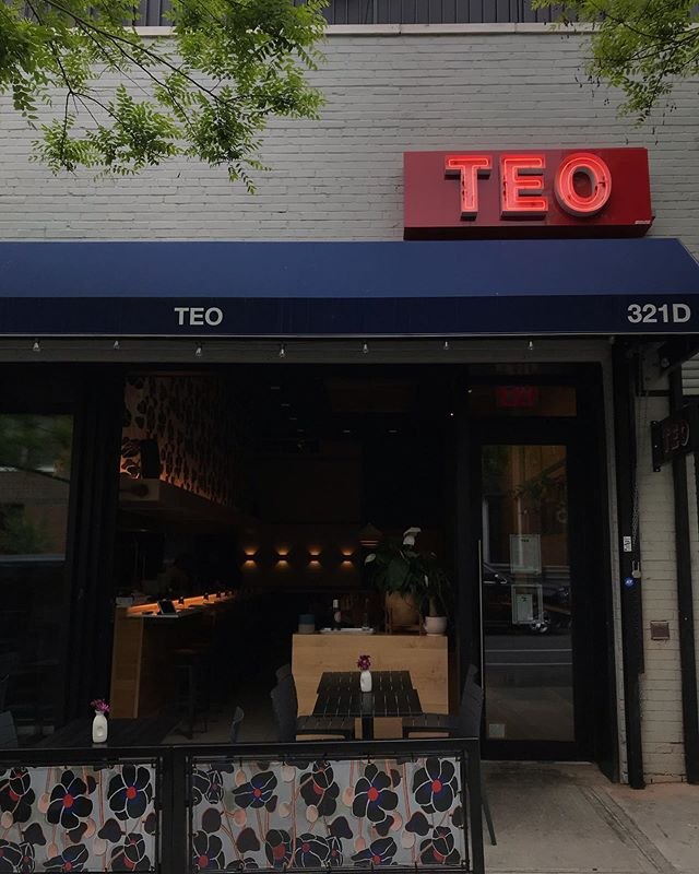 It is with much regret that Teo will be closing it's doors following service tomorrow evening. Thank you to the welcoming community here on 321 Starr, fellow restaurants that supported us on this journey, and every guest that has come and shared in this experience with us. That being said, everyone has two more chances to come in with some loved ones and share some thoughtful, affordable, and delicious food! From our hearts to yours. ♥️