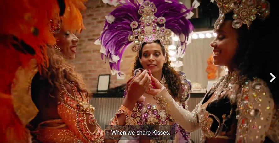 "Be Memorable - To create something memorable. You have to be memorable. PURE SAMBA featured in Hershey's Kisses commercial ""Samba Sisters"" for Say it With a Kiss campaign. Beijo Beijo Beijo"