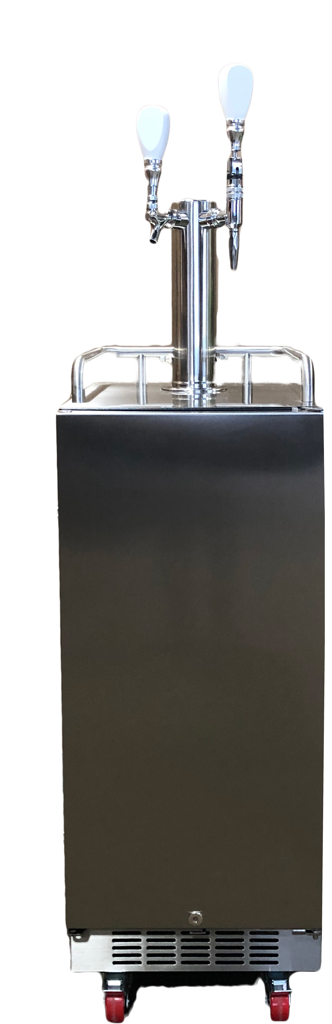 Nitro Cold Brew + Still Cold BrewFROM JUST ONE KEG - If you're looking to empower small spaces, the Nitro Tower 1+1 also allows you to pour both still and nitro beverages from the same keg, eliminating the need to fuss with a countertop system.
