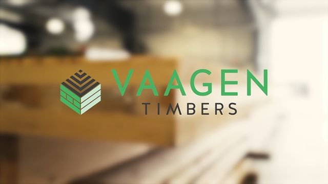 @vaagentimbers uses @vaagenbroslumber to produce our CLT. Both companies utilize the lumber of small-diameter trees which keeps our forests healthy and mitigates wildfires. Link in bio. #CLT #Sustainable #BlockhouseLife #UpticStudios