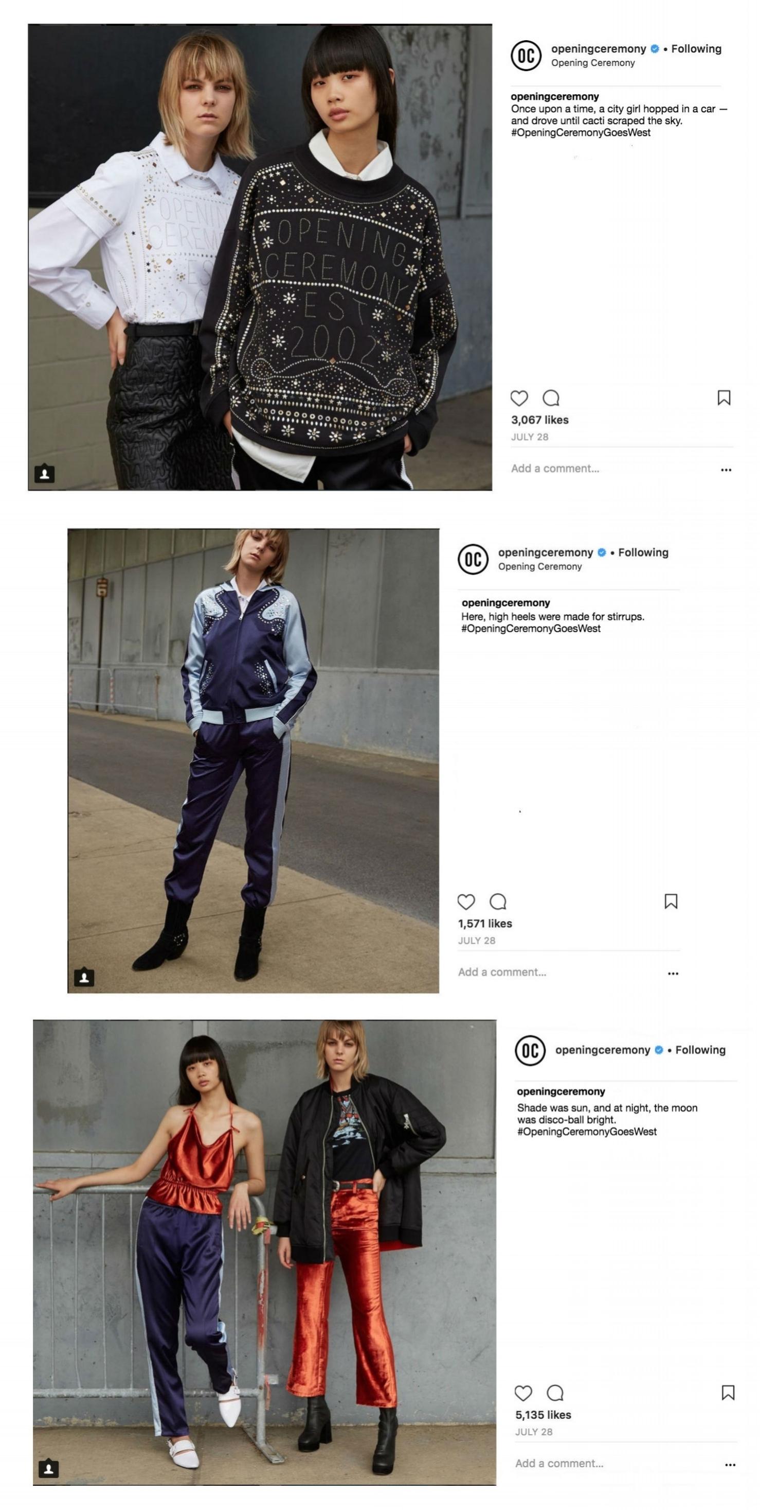 Opening Ceremony - Instagram Captions - 2017.jpg