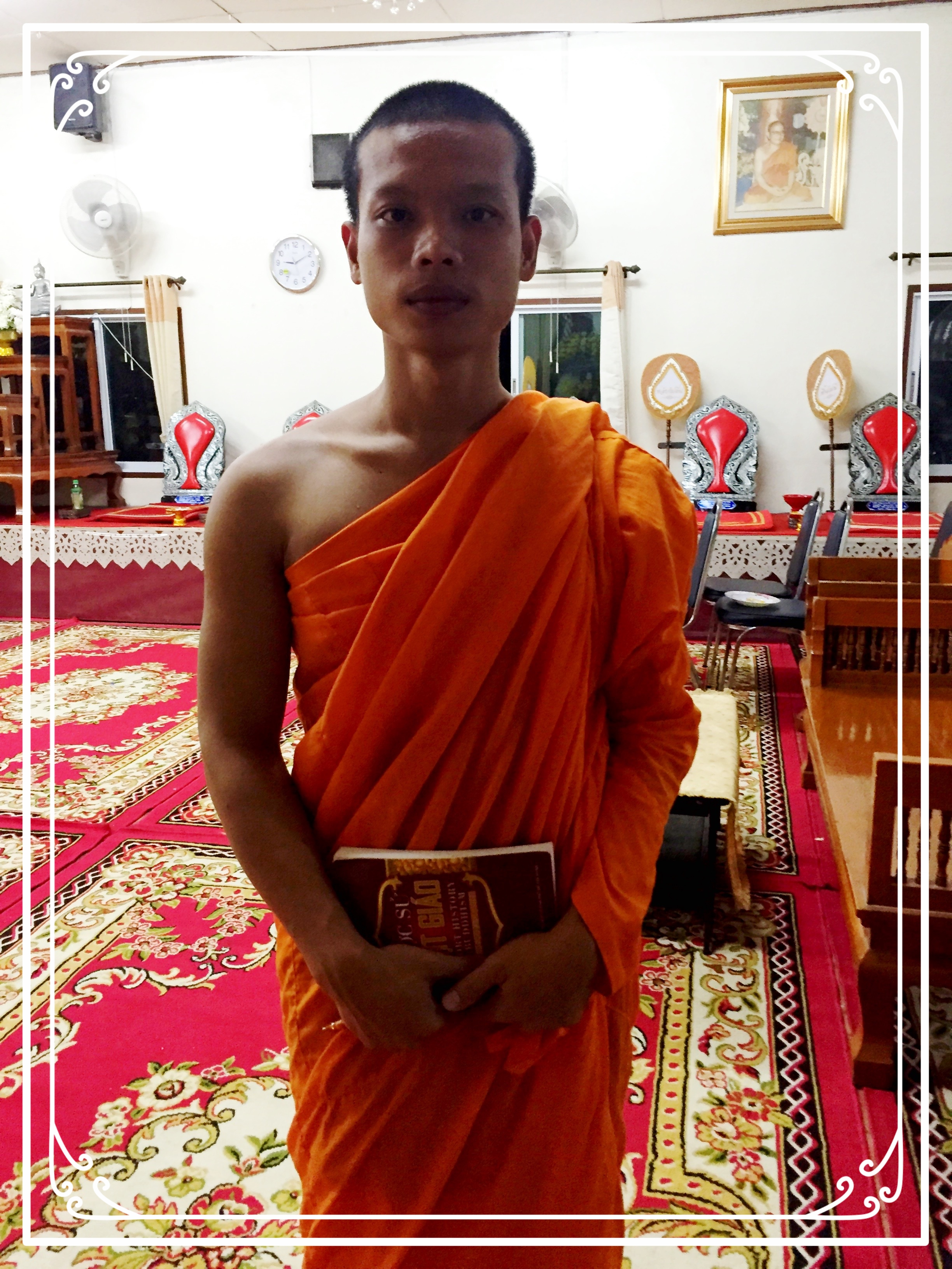 My first stop was Chiang Mai -