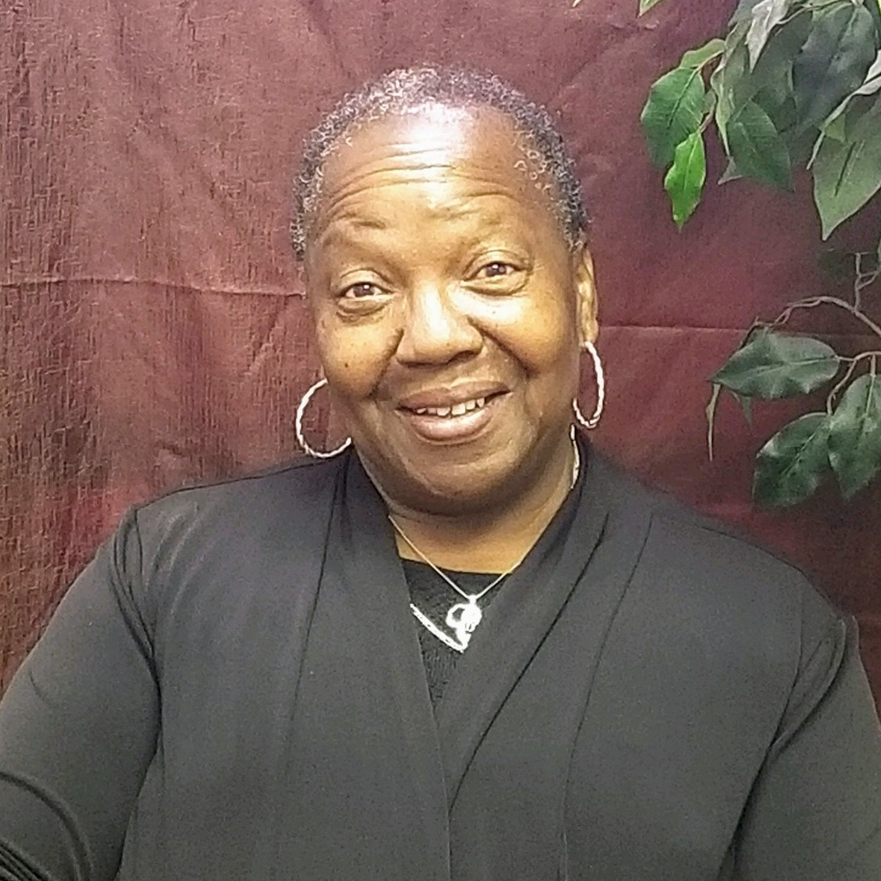 Director of Hospitality Sis. Eva B.  Johnson.jpg