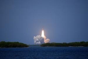 solar is powering space flight