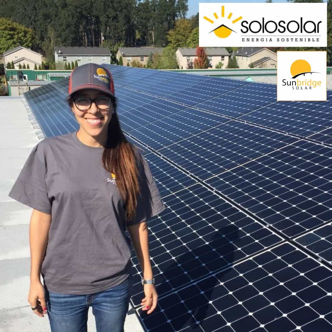 Image of Natalia from SoloSolar of Colombia   International Projects