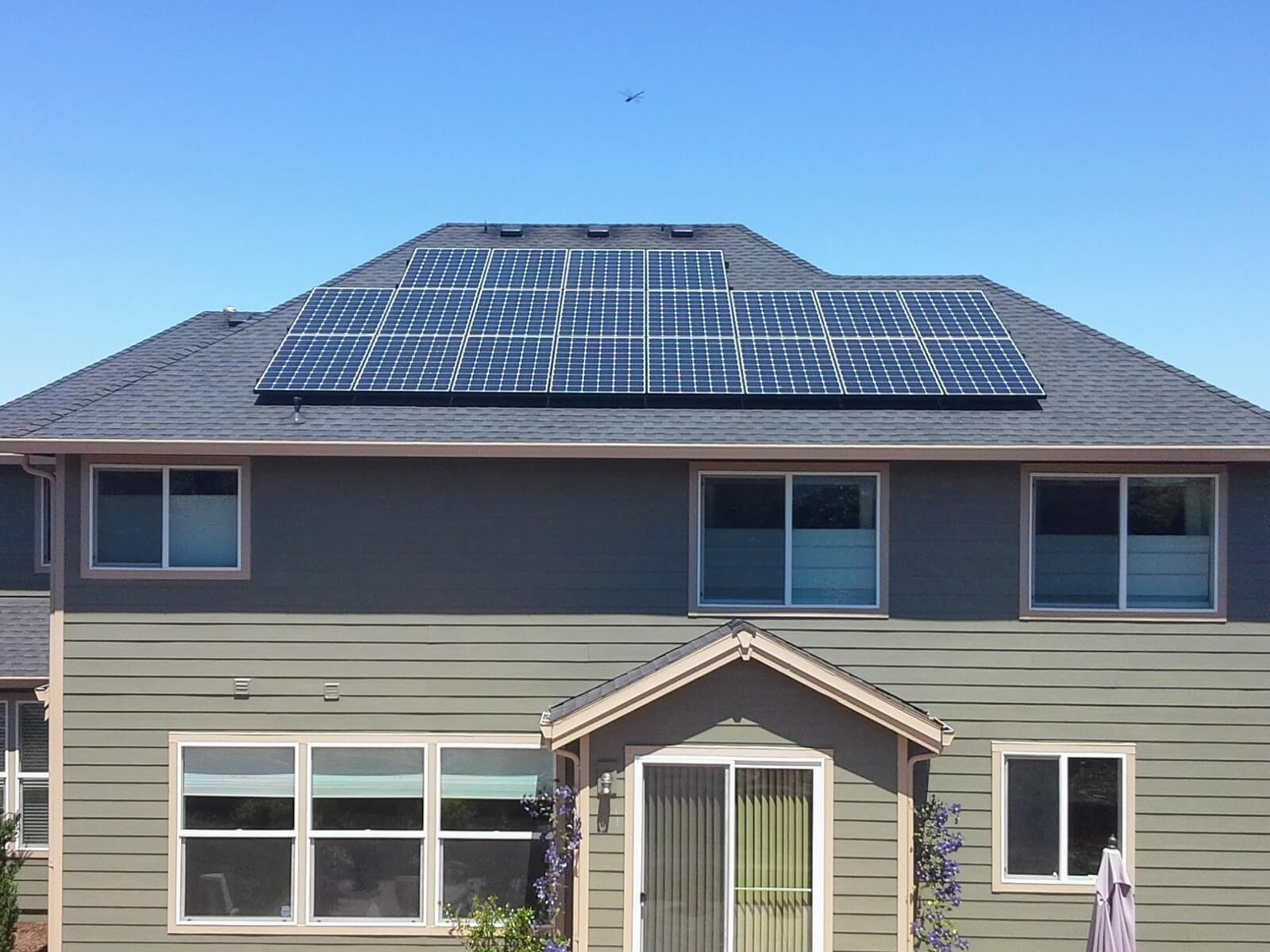 solar electric system on home.jpeg
