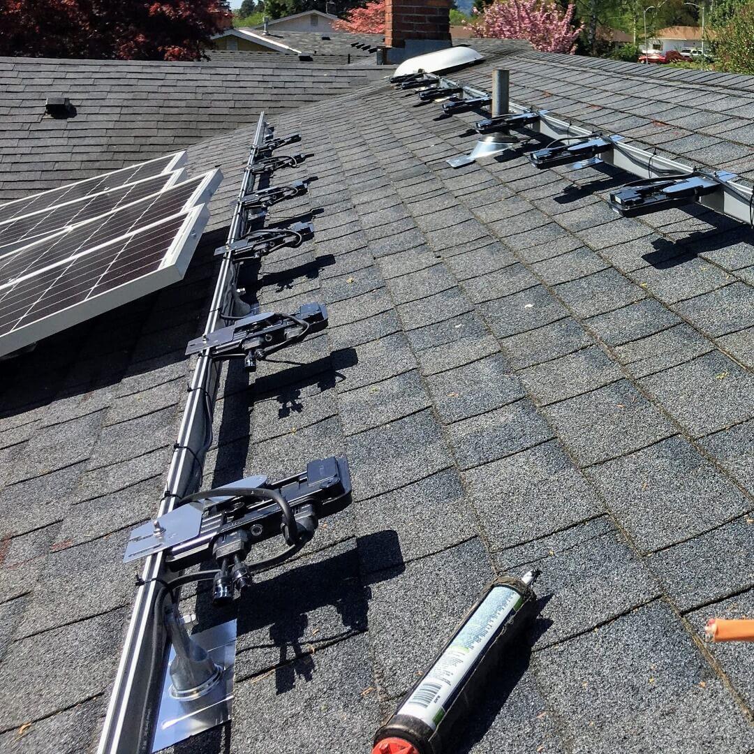solar pv racking