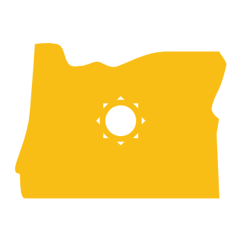 solar oregon icon