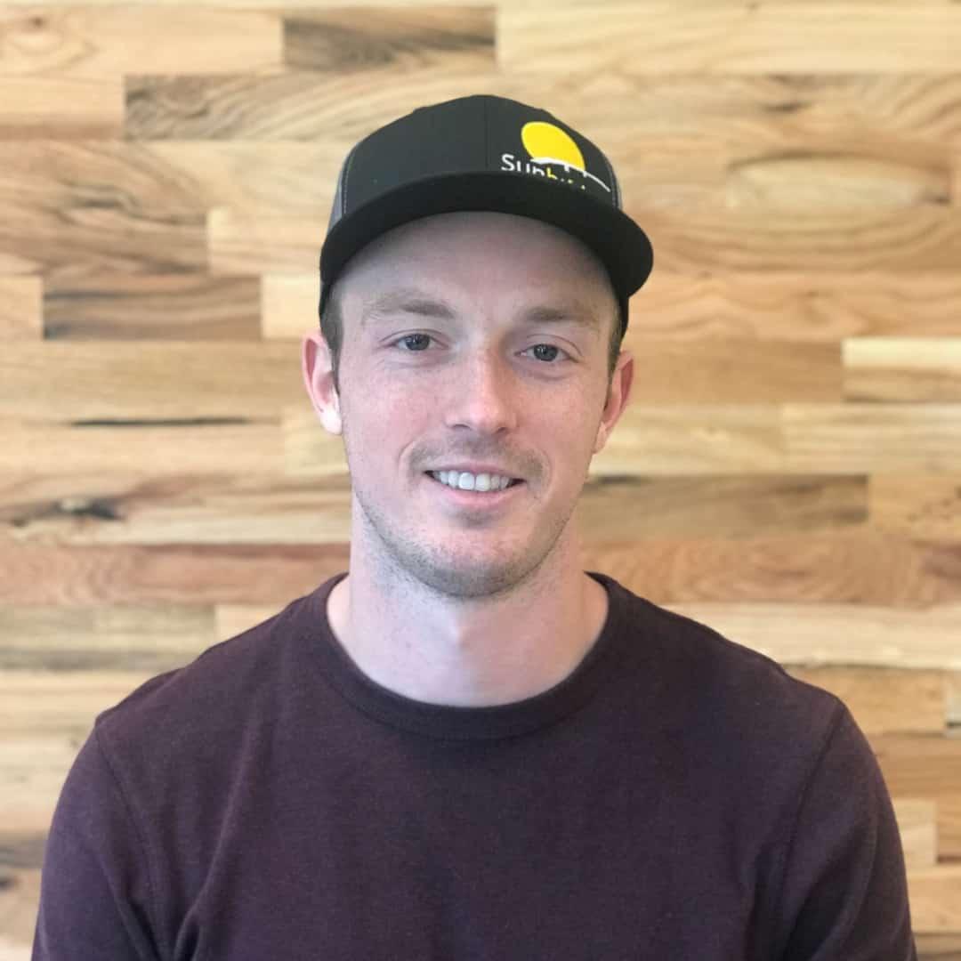 Clayton Birkes Sunbridge Solar Consultant
