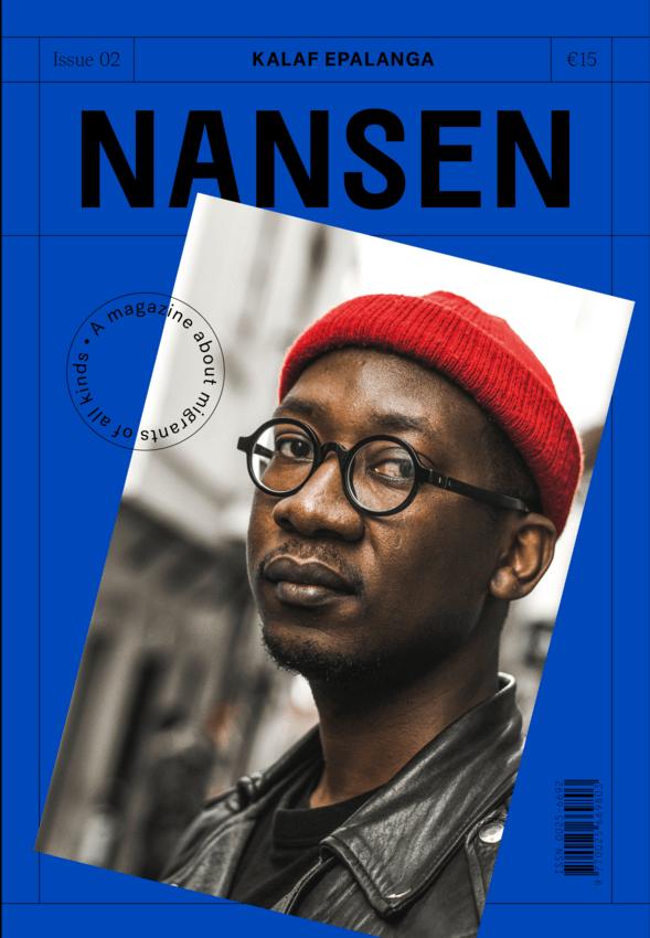 Text Nansen Magazine #2: FATHERHOOD