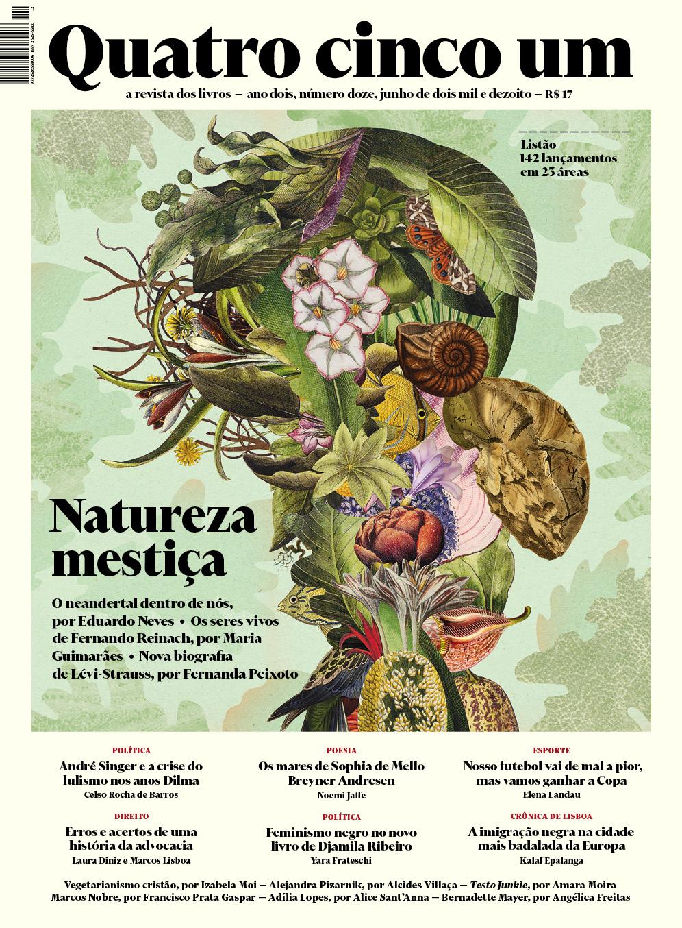 Text Quatro Cinco Um Magazine: A COISA AQUI TÁ AFRICANA
