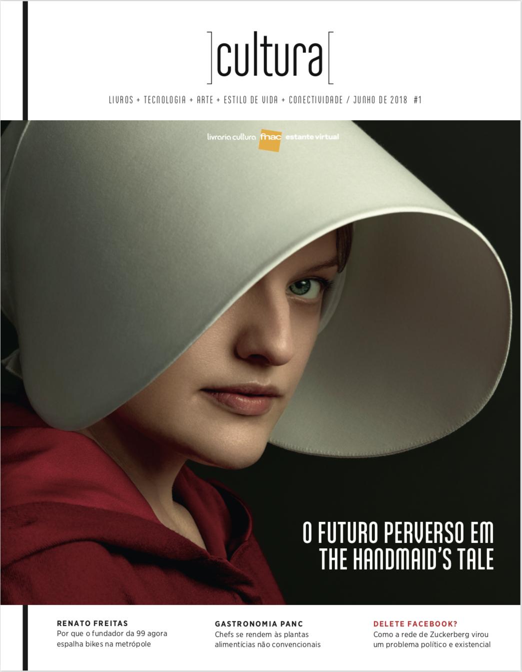 Text Revista Cultura: O CEO DO BATIDÃO