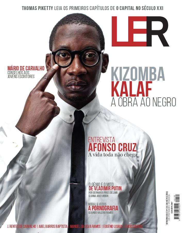 Text Revista Ler: KIZOMBA, A OBRA AO NEGRO