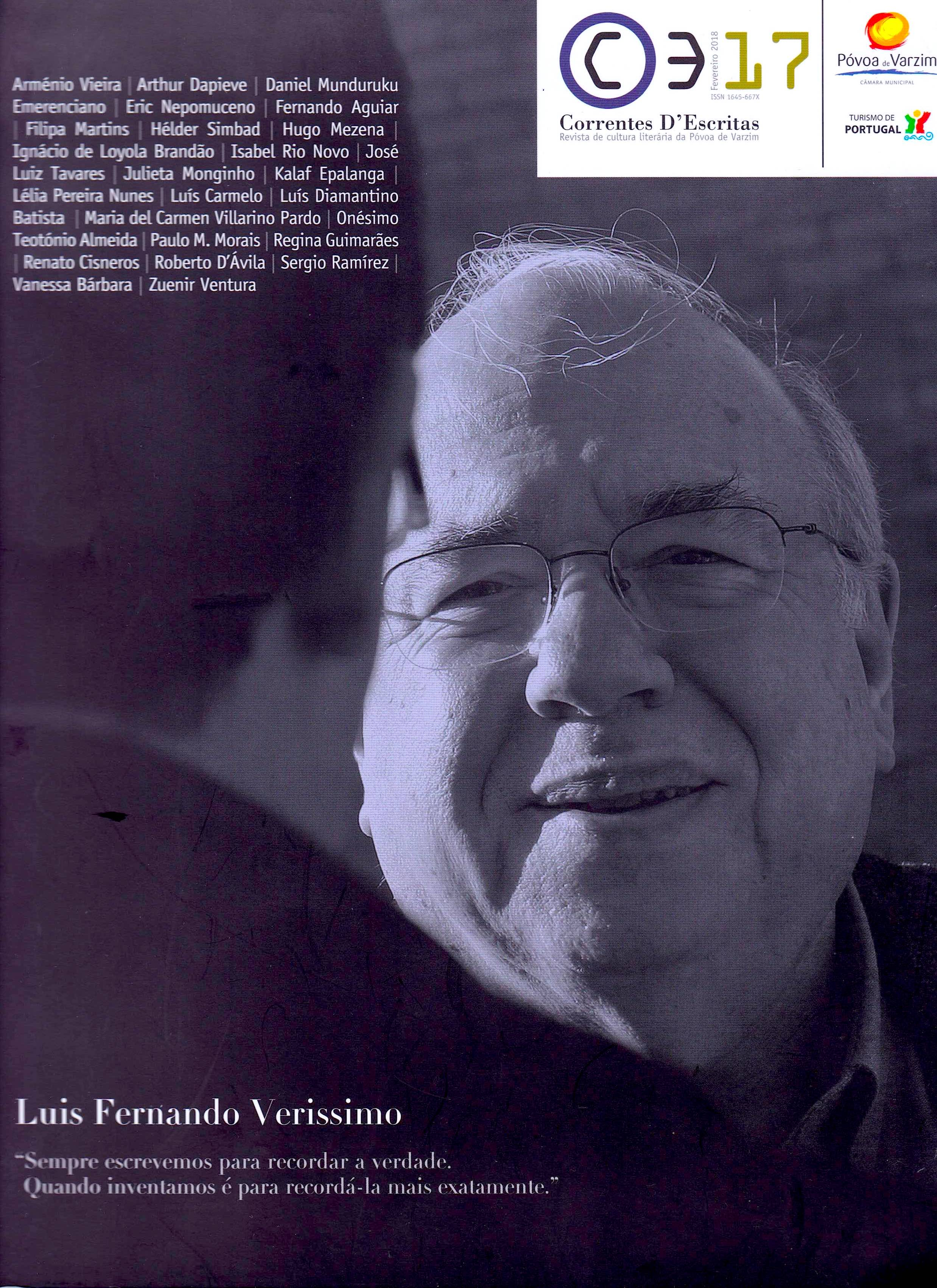 Text Revista Correntes D'Escritas: A VOZ DO POVO