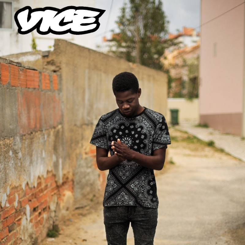 Text VICE Magazine: MEET THE 16-YEAR-OLD PRODUCER IGNITING LISBON'S UNDERGROUND
