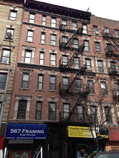 228 Avenue B