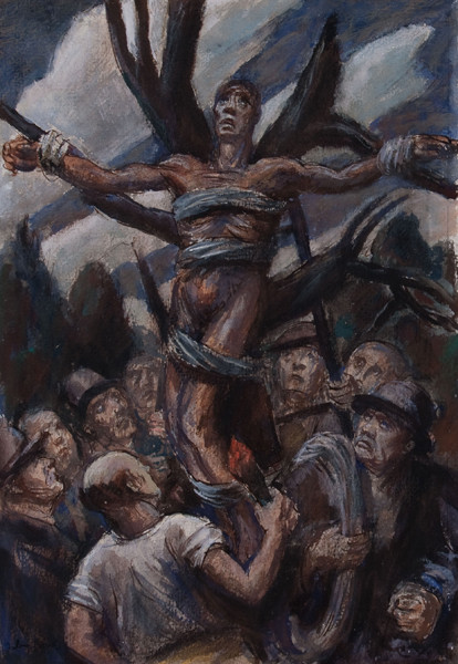 The Lynching, 1932