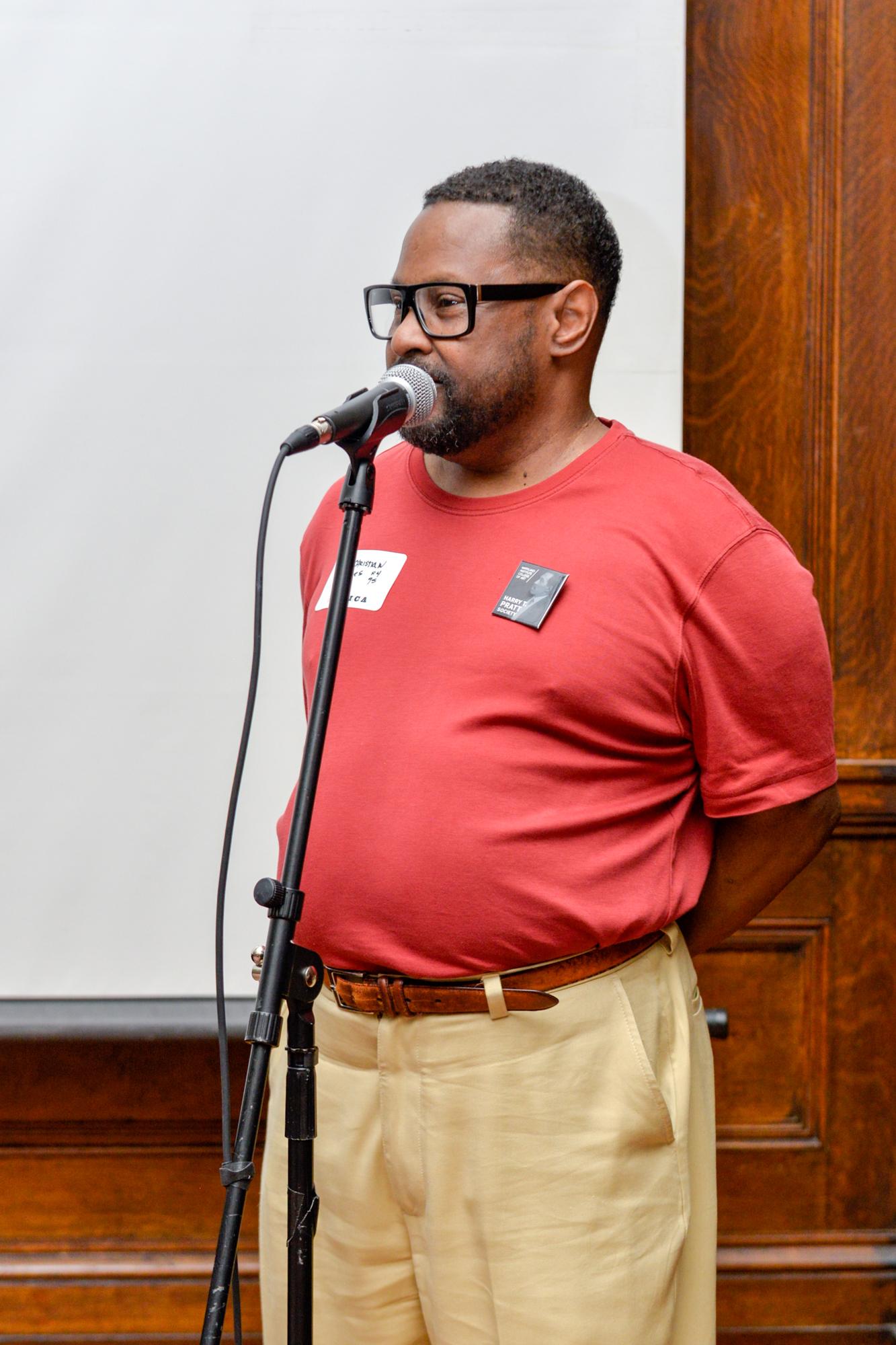 Sam Christian Holmes, Alumni