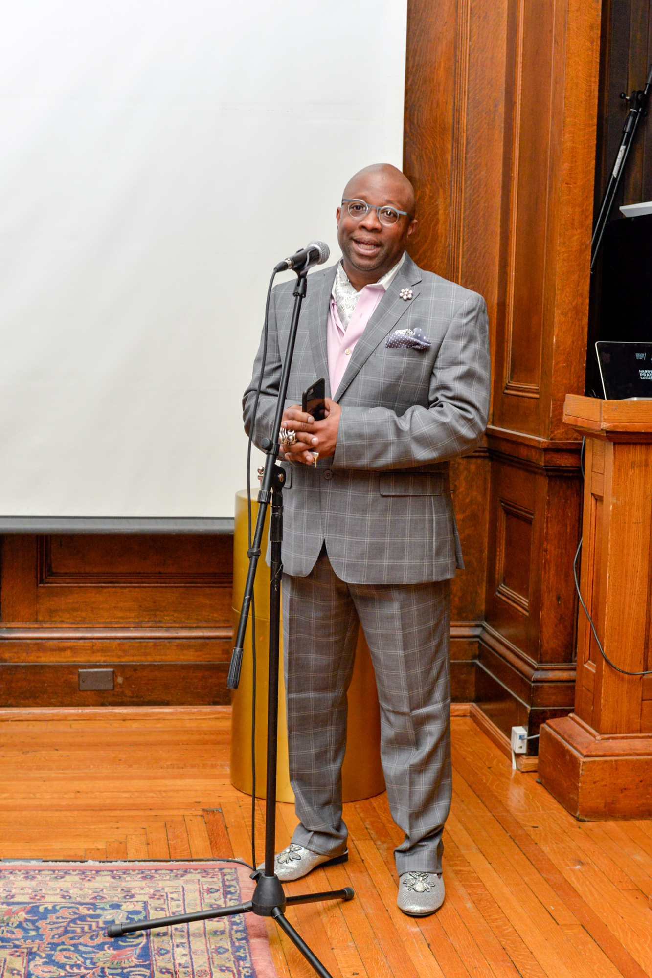 Clyde Johnson, Associate Dean of Identity and Inclusion